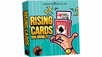 The Rising Cards by Alakazam Magic + DVD (Englisch)
