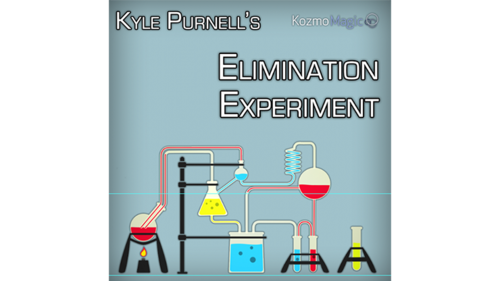 Elimination Experiment by Kyle Purnell + Onlinevideo (Englisch)