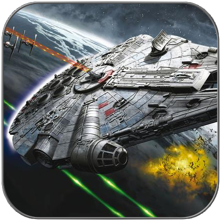 MILLENNIUM FALCON - REVELL BUILD & PLAY STAR WARS BAUSATZ