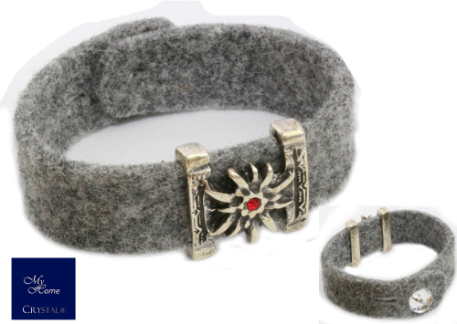 Armband Edelweiss
