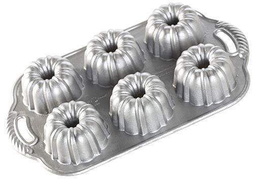 Nordicware® Backform Mini-Guglhupf 6x250ml