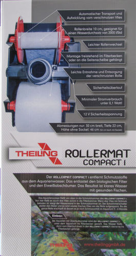 Theiling Rollermat Compact 1