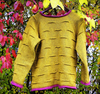 "Pattern Sweater ""Autumn"""