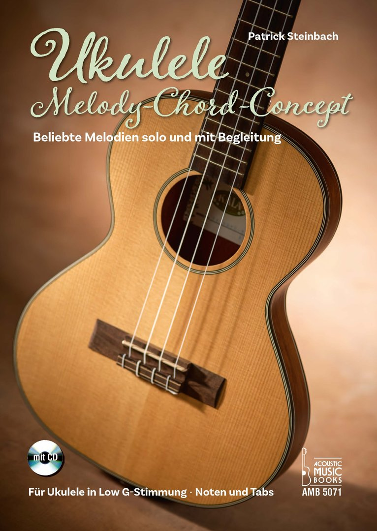 Patrick Steinbach-Ukulele-Melody-Chord-Concept