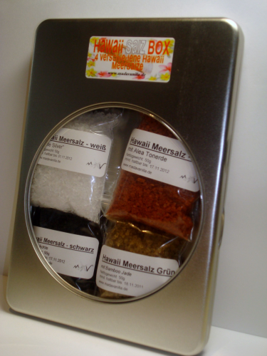 Die Hawaii SALZ Box