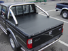 LADERAUMABDECKUNG FORD RANGER XLT  DOUBLE-CAB MIT STYLING-BAR (THAI)
