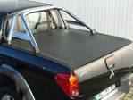 MITSUBISHI L200/3 DOUBLE-CAB MIT STYLING-BAR  ANTEC LADERAUMABDECKUNG / TONNEAU COVER