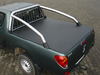 MITSUBISHI L200/3 SNAPY CLUB-CAB MIT STYLING-BAR  COUPE LADERAUMABDECKUNG / TONNEAU COVER