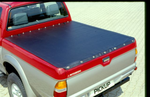 MITSUBISHI L200/2 DOUBLE-CAB LADERAUMABDECKUNG / TONNEAU COVER-STYLE (TYP:590)
