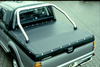 LADERAUMABDECKUNG / TONNEAU COVER-STYLE  MITSUBISHI L200/2 (TYP:601) FÜR STYLING-BAR / DOUBLE-CAB