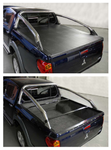 MITSUBISHI L200/4  DOUBLE-CAB (LONGBED) MIT STYLING-BAR LADERAUMABDECKUNG / TONNEAU COVER