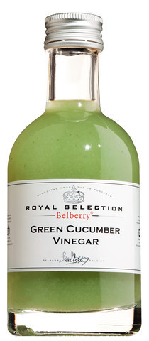 Green Cucumber Vinegar, Gurkenessig