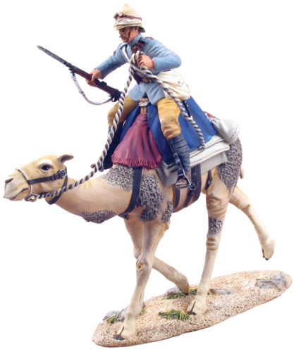 British Camel Corps Trooper, Mounted, Charging No.1