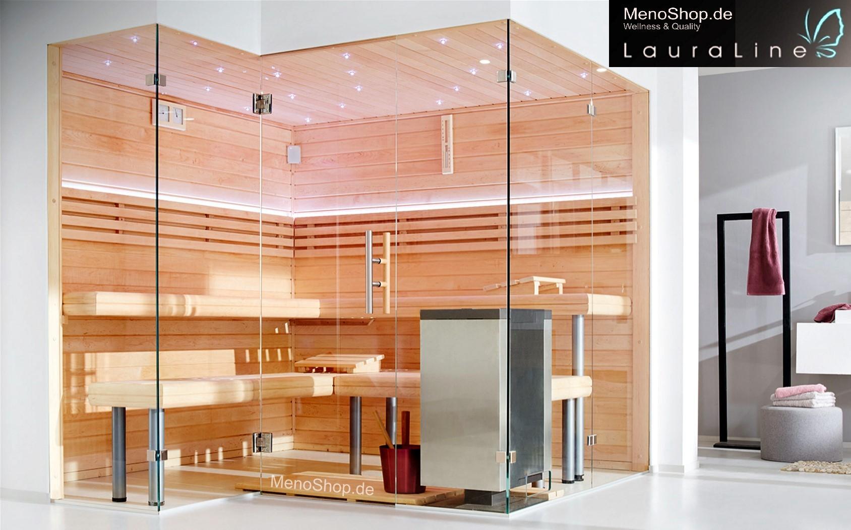 Saunaaufguss Duft als Konzentrat günstig kaufen - LauraLine Sauna Design