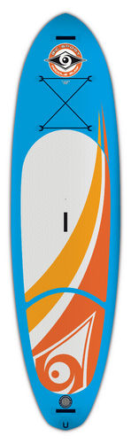 Aufblasbar BIC Air 10.6 SUP WIND Paddling-Board