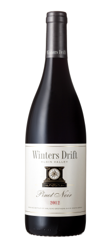 Winters Drift Pinot Noir 2012