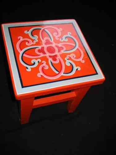 original Jurten Hocker