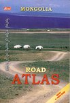 ROAD ATLAS MONGOLIA      1 : 800 000