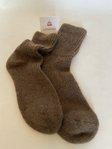 Winterkind: Yak Wollsocken, braun