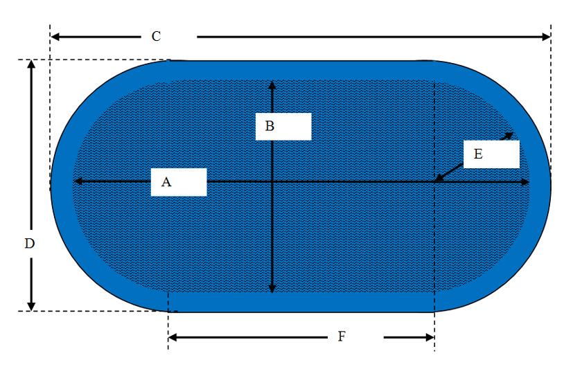 ovale aufblasbare schwimmbadabdeckung. Black Bedroom Furniture Sets. Home Design Ideas