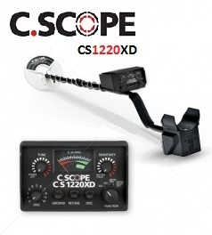 CS 1220 XD - c.scope