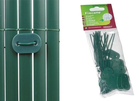 Attaches de fixation FIXCANE Vert