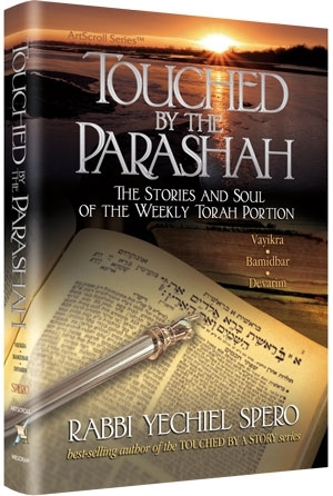 Touched by the Parashah 2: Vayikra-Devarim