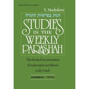 Studies in the Weekly Parashah 4: Bamidbar