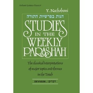Studies in the Weekly Parashah 5: Devarim