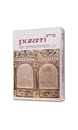 Purim, its Observance and Significance.