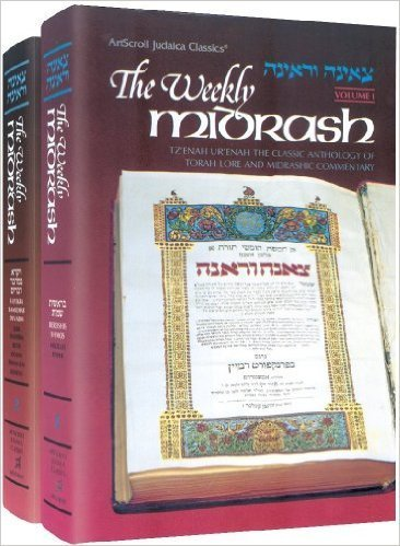 The Weekly Midrash (Tz'enah Ur'enah)
