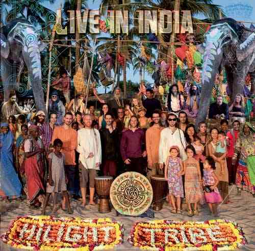 Live in India - Album MP3
