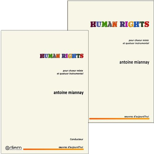 MIANNAY - HUMAN RIGHTS - Offre découverte