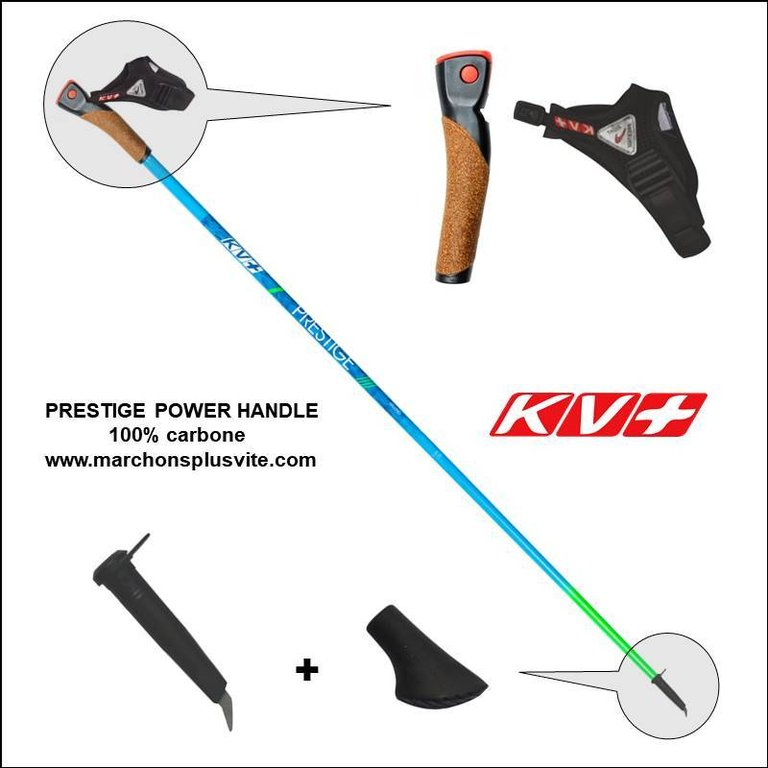 PRESTIGE POWER HANDLE KV+