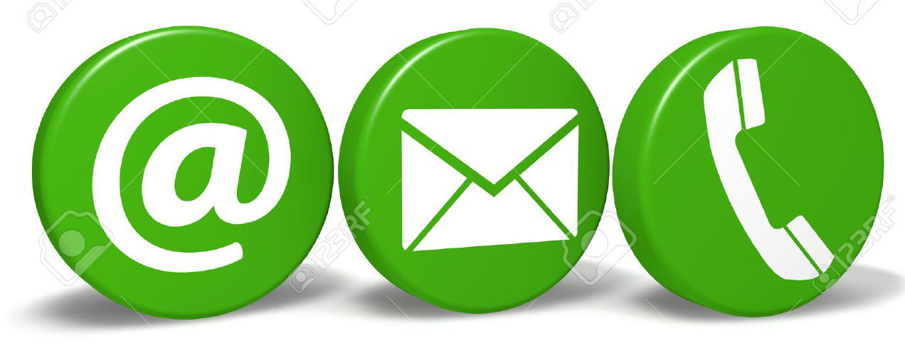 28076909-website-and-internet-contact-us-concept-with-email-at-and-telephone-icons-and-symbol-on-three-green-