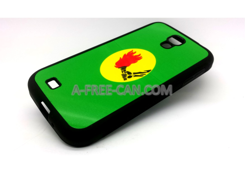 "COQUE pour / PHONE CASE for Samsung Galaxy S4: ""ZAIRE"" (By A-FREE-CAN.COM)"