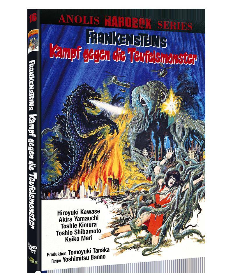 Frankensteins Kampf Gegen Die Teufelsmonster Stream