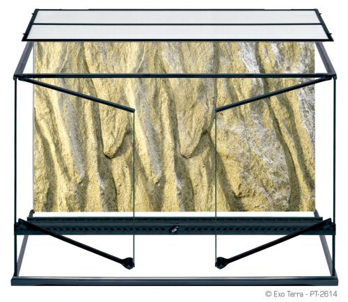 Large (Tall) EXO-TERRA Glass Terrarium 90 X 45 X 60