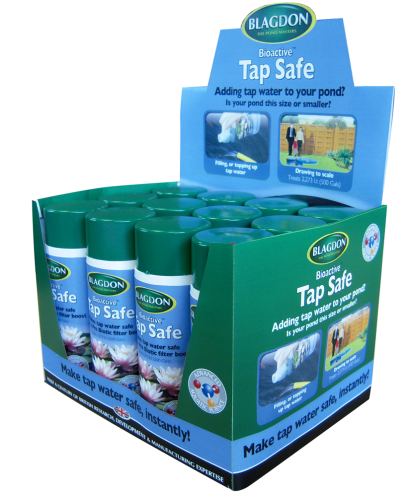 Blagdon Bio Active Tap Safe 125ml