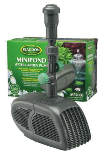 Blagdon Minipond 2000 Pump 2000 L.p.h