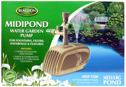 Blagdon Midipond  Pump 5500