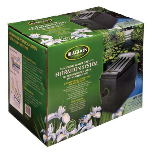 Blagdon Minipond 4500 Filter 5w