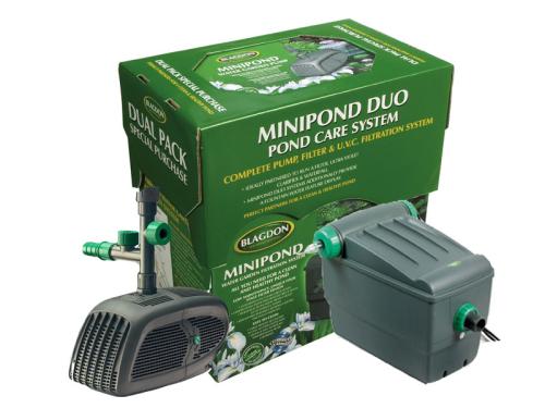 Blagdon Minipond  Pump 6000 Duo System 9w