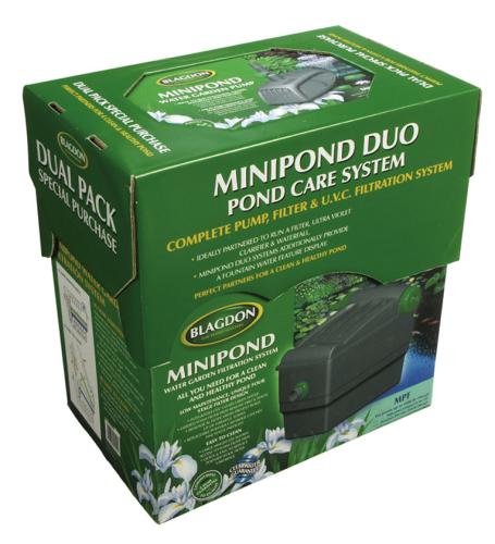 Blagdon Minipond  Pump 4500 Duo System 5w