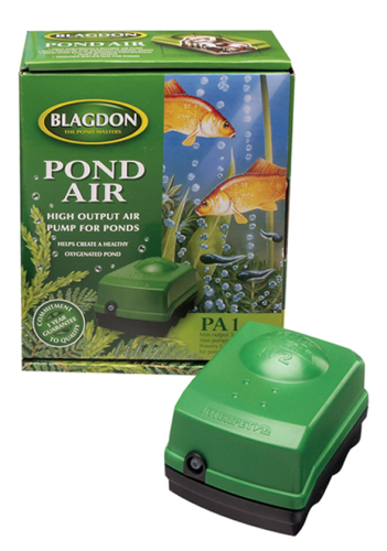 Blagdon Pond Air Pump System 1