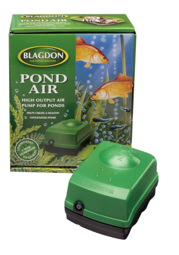 Blagdon Pond Air Pump System 2