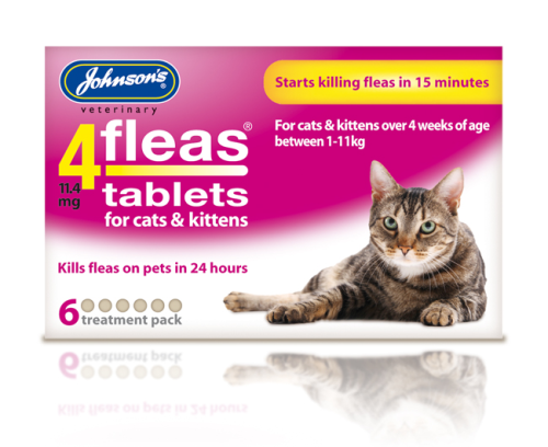 4fleas Cats And Kittens 6 Treatment Pack