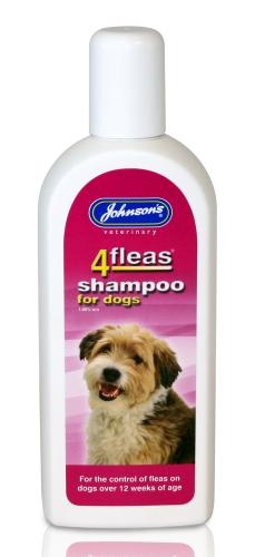 4fleas Dog Shampoo 240ml