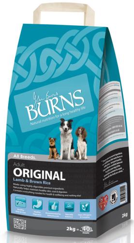 Burns original lamb adult 2kg