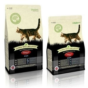James Wellbeloved Adult cat food fish 1.5kg